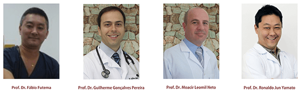 Naya cardiologia veterinária curso para Anestesista e Intensivista - Palestrantes